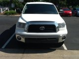2009 Super White Toyota Tundra SR5 Double Cab 4x4 #82921925