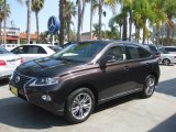 2013 Lexus RX 450h Data, Info and Specs