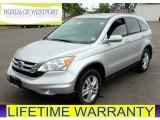 2011 Alabaster Silver Metallic Honda CR-V EX-L 4WD #82925095