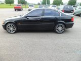 2000 Jet Black BMW 3 Series 328i Sedan #82925452