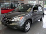 2011 Polished Metal Metallic Honda CR-V EX-L 4WD #82925383