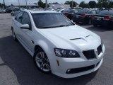 2009 White Hot Pontiac G8 Sedan #82925522