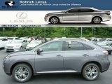 2013 Nebula Gray Pearl Lexus RX 350 AWD #82925147