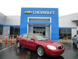 2006 Crimson Red Pearl Buick Lucerne CXL #82925143