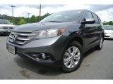 2012 Polished Metal Metallic Honda CR-V EX #82925355