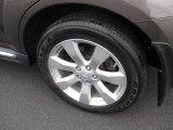 Mitsubishi Outlander 2011 Wheels and Tires
