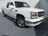 2004 Summit White Chevrolet Silverado 1500 LS Extended Cab #82925212