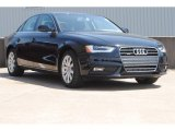 2013 Brilliant Black Audi A4 2.0T quattro Sedan #82925427