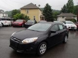 2013 Tuxedo Black Ford Focus S Sedan #82925419
