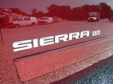 GMC Sierra 1500 2013 Badges and Logos
