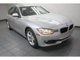2013 Glacier Silver Metallic BMW 3 Series 328i Sedan #82925278