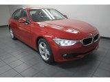 2013 Melbourne Red Metallic BMW 3 Series 328i Sedan #82925277