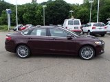 2013 Bordeaux Reserve Red Metallic Ford Fusion SE 1.6 EcoBoost #82925106