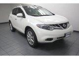2012 Pearl White Nissan Murano LE Platinum Edition #82925327