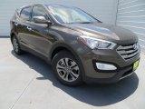 2013 Cabo Bronze Hyundai Santa Fe Sport #82925188