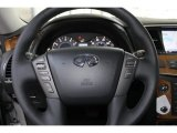 2013 Infiniti QX 56 4WD Steering Wheel