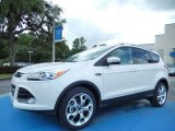 2014 White Platinum Ford Escape Titanium 2.0L EcoBoost #82969692