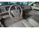 2009 Mercury Grand Marquis LS Light Camel Interior