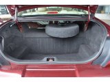 2009 Mercury Grand Marquis LS Trunk