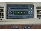 2009 Mercury Grand Marquis LS Audio System