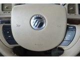 2009 Mercury Grand Marquis LS Steering Wheel
