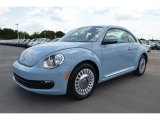 2013 Denim Blue Volkswagen Beetle 2.5L #82969977