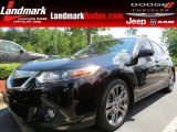2010 Crystal Black Pearl Acura TSX Sedan #82969773