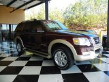 2006 Dark Cherry Metallic Ford Explorer Eddie Bauer #82970301