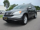 2011 Polished Metal Metallic Honda CR-V EX-L #82969766