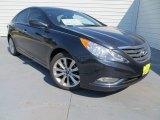2013 Pacific Blue Pearl Hyundai Sonata SE #82969883