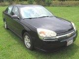 2005 Black Chevrolet Malibu LS V6 Sedan #82970272