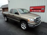 2006 Light Khaki Metallic Dodge Ram 1500 SLT Quad Cab 4x4 #82970270