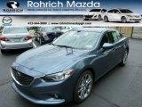 2014 Blue Reflex Mica Mazda MAZDA6 Grand Touring #82969656