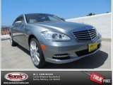2013 Andorite Grey Metallic Mercedes-Benz S 550 Sedan #82969746