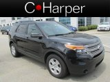 2011 Tuxedo Black Metallic Ford Explorer FWD #82969563