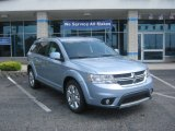 2013 Winter Chill Pearl Dodge Journey Crew AWD #82970257