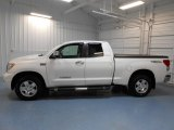 2007 Super White Toyota Tundra Limited Double Cab 4x4 #82969648