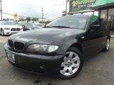 2005 Black Sapphire Metallic BMW 3 Series 325i Sedan #82969875