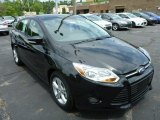 2013 Tuxedo Black Ford Focus SE Sedan #82969733