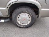 GMC Jimmy 2001 Wheels and Tires