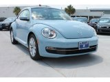 2013 Denim Blue Volkswagen Beetle TDI #82970180