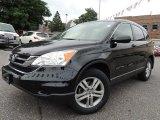 2011 Crystal Black Pearl Honda CR-V EX-L 4WD #82970248