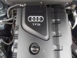 Audi A4 2010 Badges and Logos
