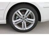 Volkswagen CC 2013 Wheels and Tires