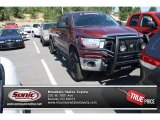 2010 Salsa Red Pearl Toyota Tundra Double Cab 4x4 #82969548