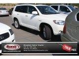 2010 Blizzard White Pearl Toyota Highlander Hybrid Limited 4WD #82969547