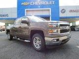 2014 Brownstone Metallic Chevrolet Silverado 1500 LT Crew Cab #82969944