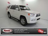2013 Blizzard White Pearl Toyota 4Runner SR5 4x4 #82970052