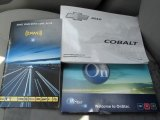 2010 Chevrolet Cobalt XFE Coupe Books/Manuals
