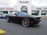 2013 Pitch Black Dodge Challenger R/T Redline #82969850